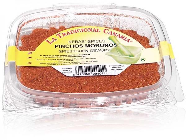 Pinchos Morunos - Gewürzmischung - 60g