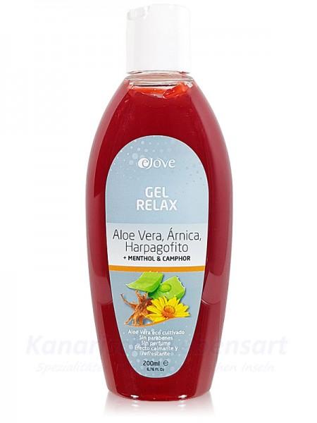 Gel Relax Harpagofito - Relaxgel mit Teufelskralle - 200ml