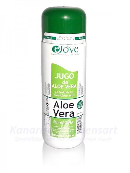 Jugo de Aloe Vera - Aloe Vera Saft von Ejove - 250ml