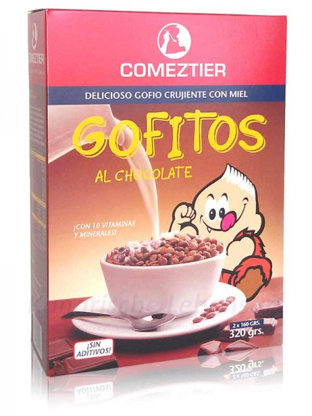 Gofitos al Chocolate - 320g