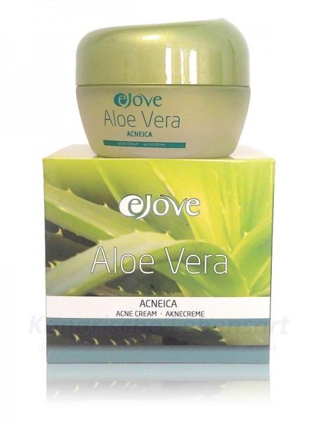 Crema Acneica Ejove - Aloe Vera Aknecreme - 50ml