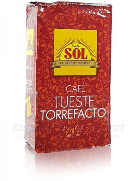 Cafe Sol Tueste Torrefacto - 250g