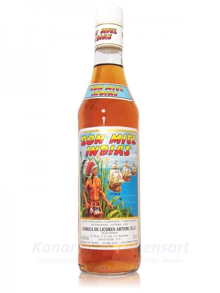 Ron Miel Indias Artemi - Honigrum - 0,7 Liter 20% Vol.