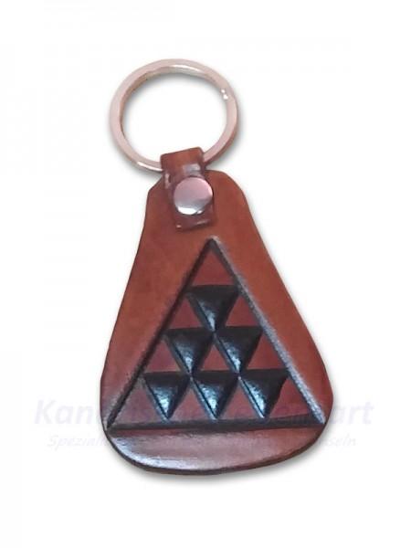 Llavero - Schlüsselanhänger-rund