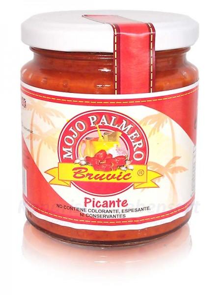 Mojo Palmero Picante - 250ml - Bruvic