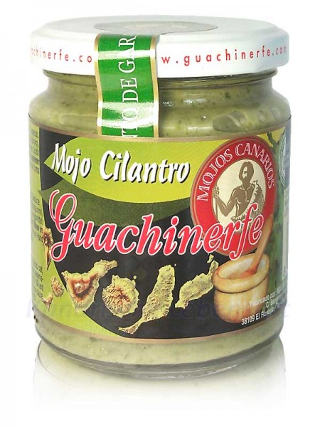 Mojo Cilantro - 200g - Guachinerfe