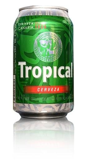 Tropical - 330ml Dose
