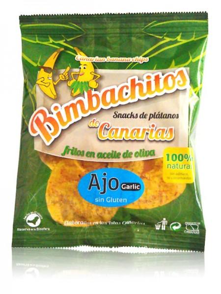 Bimbachitos de Canarias - Knoblauch - 90g