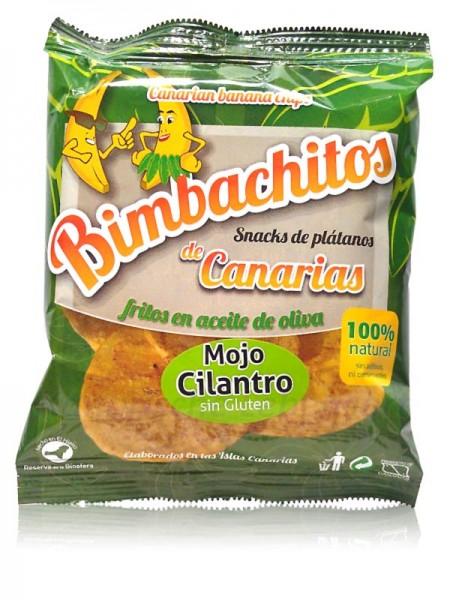 Bimbachitos de Canarias - Mojo Cilantro - 90g
