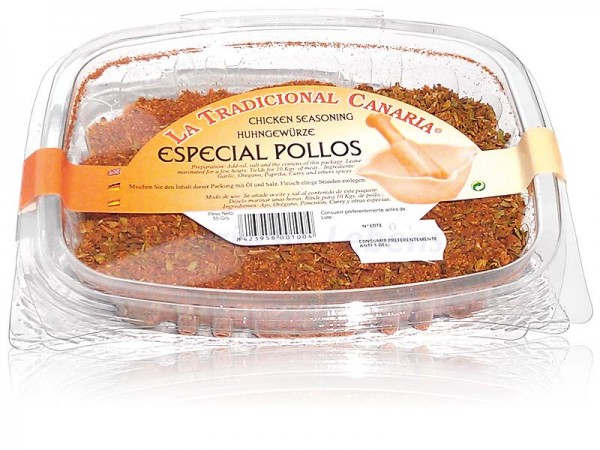 Especial Pollos - Gewürzmischung - 60g
