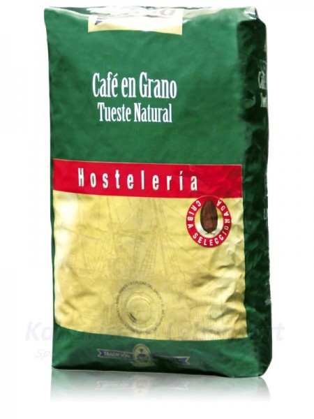 Café en Grano Tueste Natural von Tirma - ganze Bohne - 1Kg