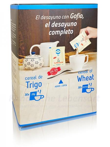 Gofio de Trigo in Spenderbox - 30 x 25g