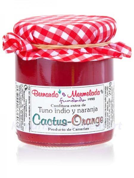 Kaktus-Orange-Konfitüre - 240g - Bernardo's Mermeladas