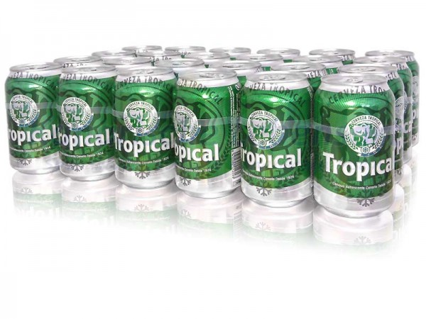 Tropical - 330ml Dose im 24er-Pack
