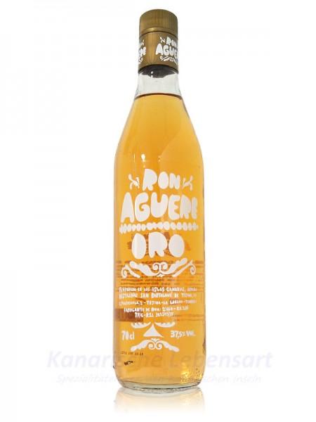 Ron Aguere Oro - 0,7 Liter 37,5%