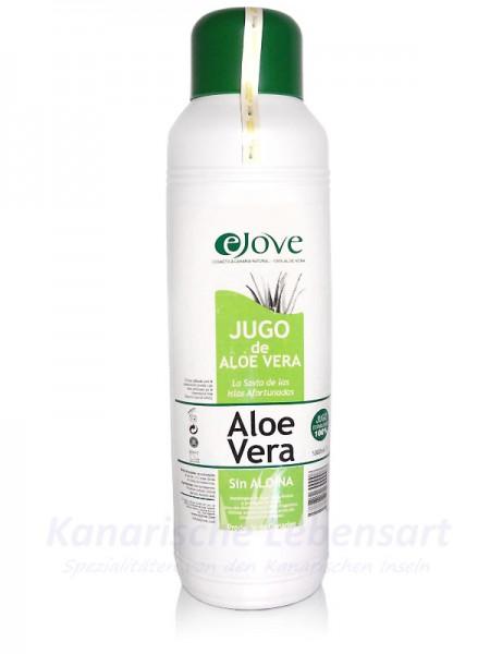 Aloe Vera Saft von Ejove - 1000ml
