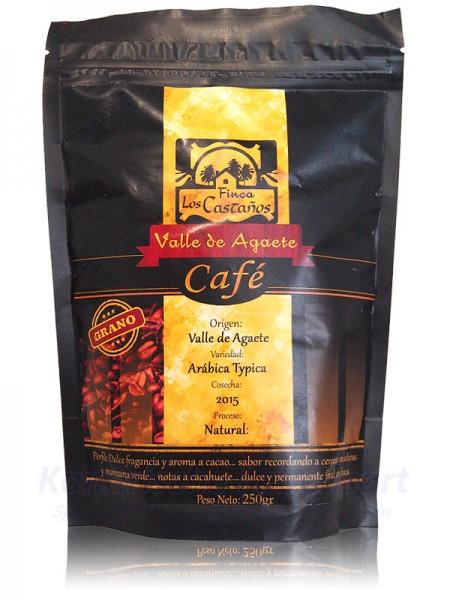 Café Valle de Agaete en Grano - 250g