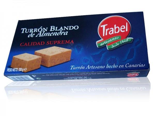 Turrón Blando de Almendra - 200g