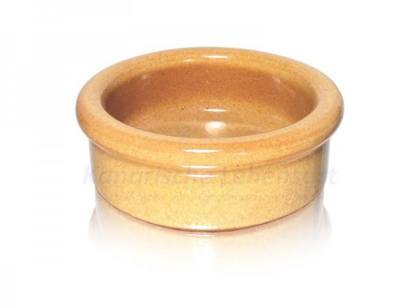 Cazuela beige - 6cm