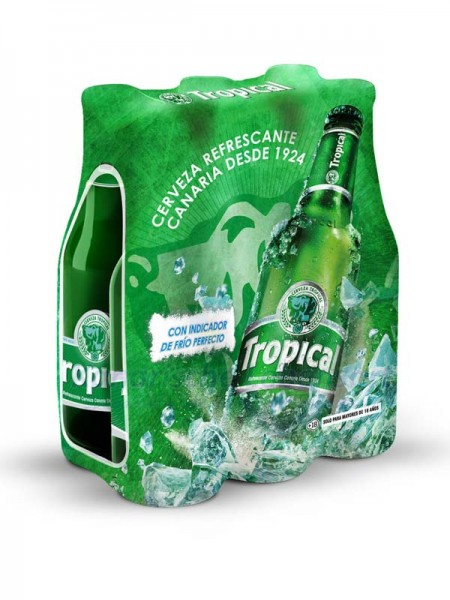 Tropical - 250ml Flasche im 6er-Pack