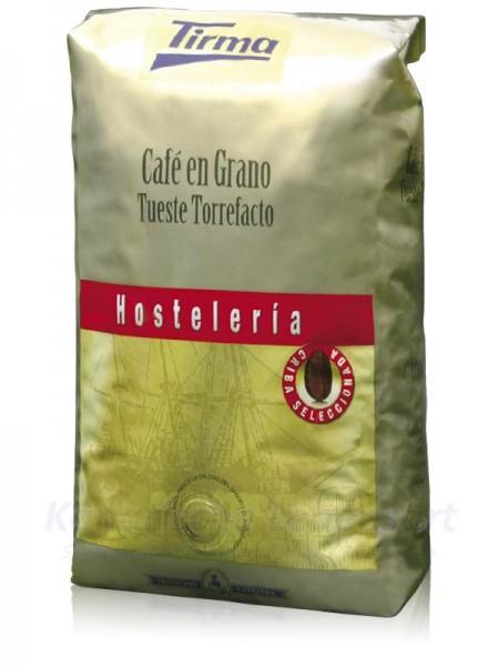 Café en Grano Tueste Torrefacto von Tirma - ganze Bohne - 1Kg