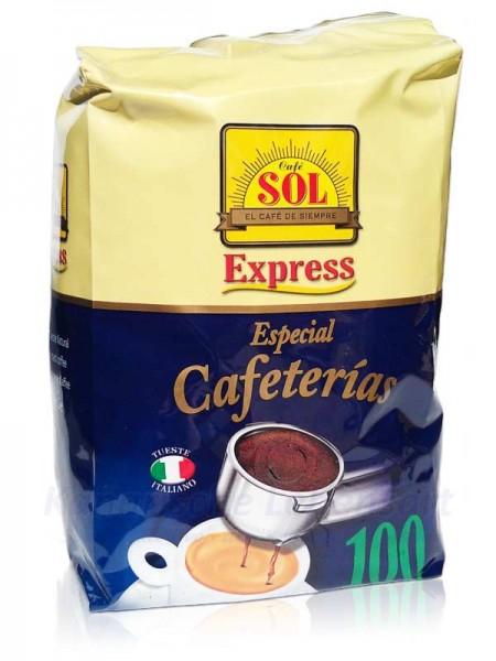 Café Sol en Grano Tueste Natural - ganze Bohne - 1Kg